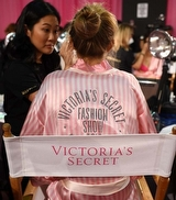 2015 Victoria's Secret Defilesi Backstage