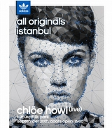 adidas all Originals İstanbul Partisi