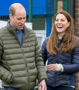 Cambridge Düşesi Kate Middleton ve Prens William Artık YouTube'da