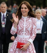 Kate Middleton'ın Kanada Seyahati Stili