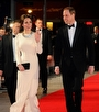 Kate Middleton ve Prens William BAFTA'ya Katılacak